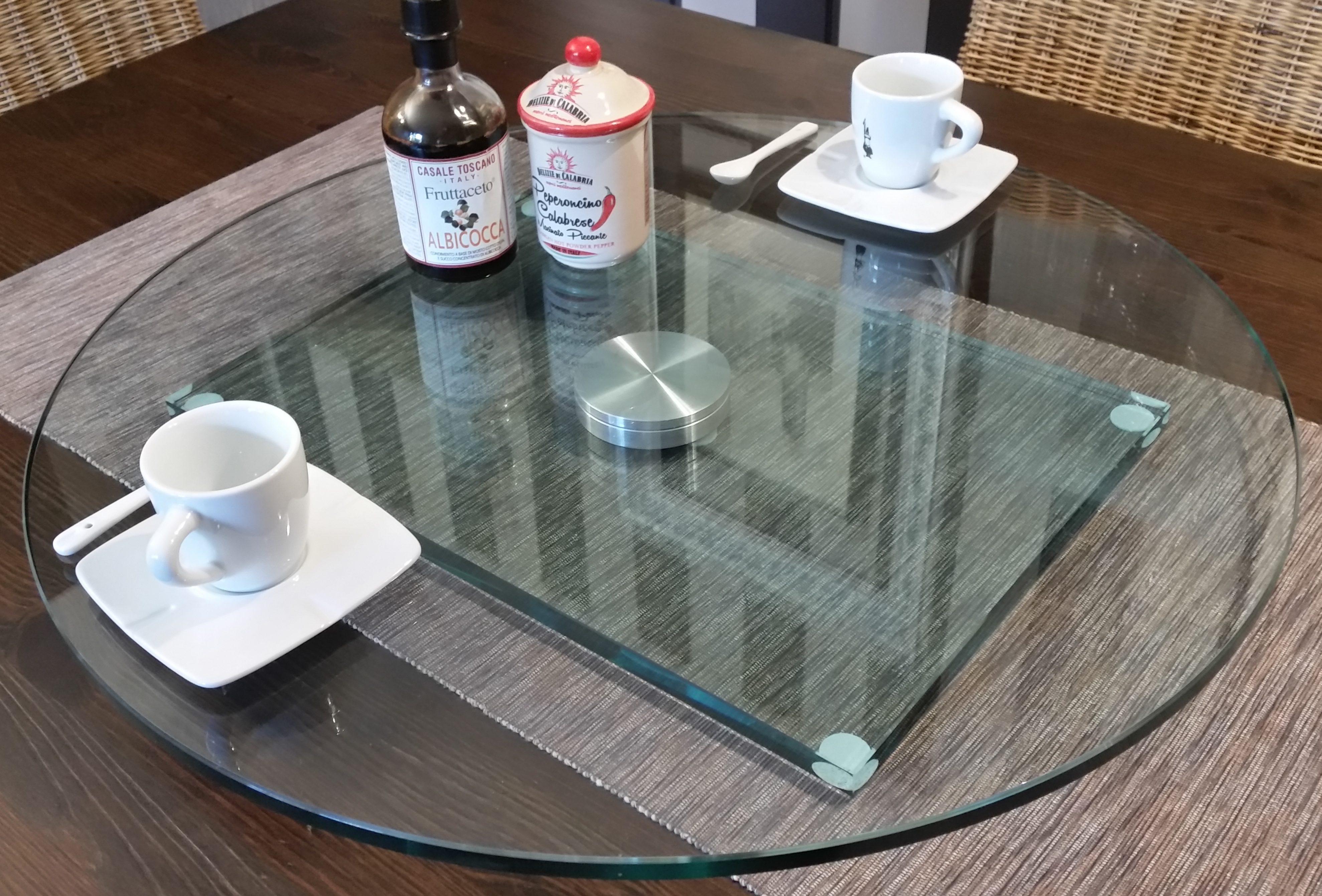 glas drehtableau glas drehteller paul snajdar glasm bel. Black Bedroom Furniture Sets. Home Design Ideas